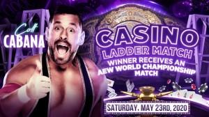 2020-05-23 Colt Cabana combat d'échelle Casino
