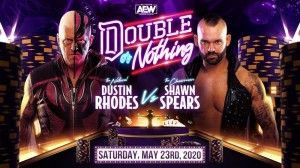 2020-05-23 Dustin Rhodes c. Shawn Spears
