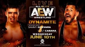 2020-06-10 Sammy Guevara c. Colt Cabana