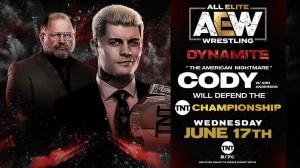 2020-06-17 Cody c. adversaire mystère - championnat TNT