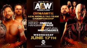 2020-06-17 Kenny Omega et Adam Page c. Natural Nightmares