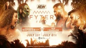2020-07-01 Jurassic Express c. MJF et Wardlow