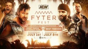 2020-07-01 Kenny Omega et Adam Page c. Best Friends