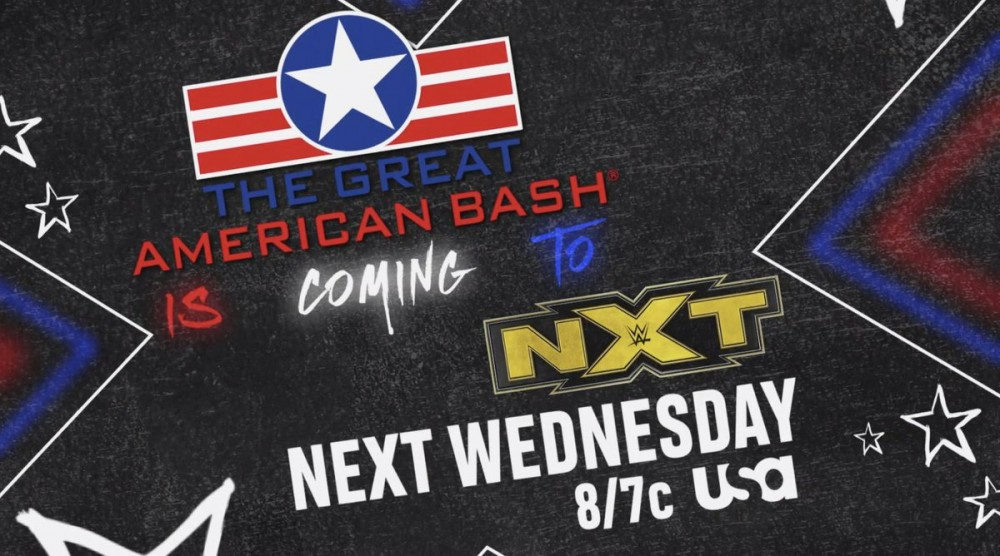 great american bash nxt