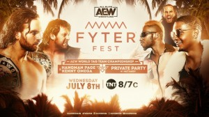 2020-07-08 Kenny Omega et Adam Page c. Private Party