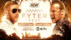 2020-07-08 Orange Cassidy c. Chris Jericho