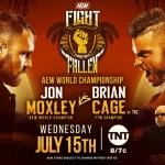 2020-07-15 Jon Moxley c. Brian Cage