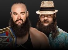 Strowman vs Wyatt