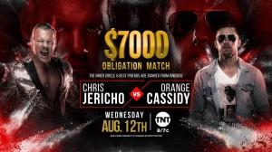2020-08-12 Chris Jericho c. Orange Cassidy