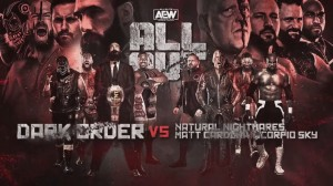 2020-09-05 Dark Order c. Natural Nightmares, Scorpio Sky et Matt Cardona