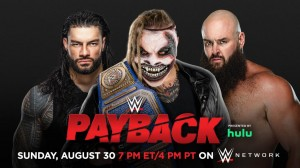 Reigns vs Wyatt  vs Strowman
