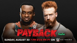 Big E vs Sheamus
