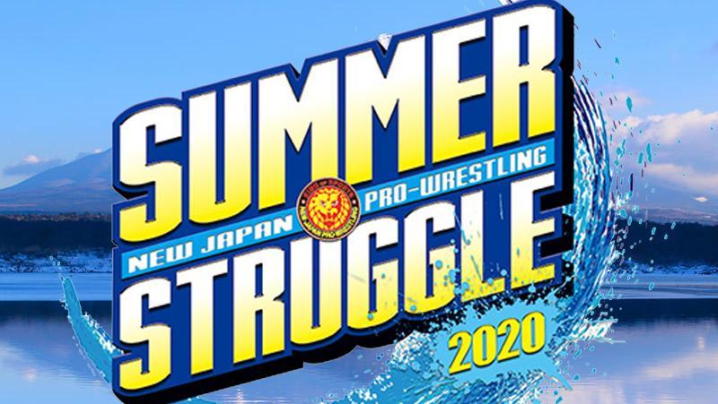 NJPW Summer Struggle 2020