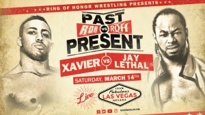 Xavier vs Lethal