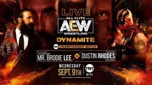 2020-09-09 Mr. Brodie Lee c. Dustin Rhodes