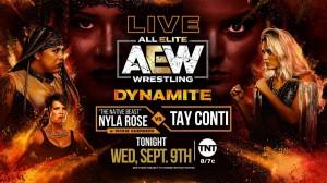 2020-09-09 Nyla Rose c. Tay Conti