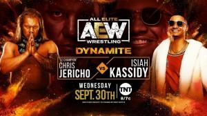 2020-09-30 Chris Jericho c. Isiah Kassidy