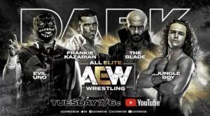 2020-10-13 Evil Uno c. Frankie Kazarian c. The Blade c. Jungle Boy