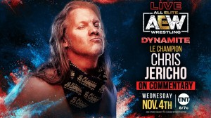 2020-11-04 Chris Jericho commentateur