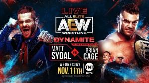 2020-11-11 Matt Sydal c. Brian Cage