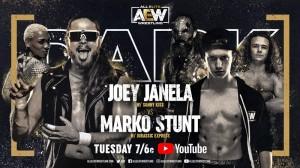 2020-11-17 Joey Janela c. Marko Stunt