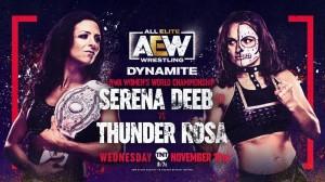 2020-11-18 Serena Deeb c. Thunder Rosa