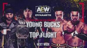 2020-11-18 Young Bucks c. Top Flight