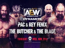Death Triangle c. The Butcher & The Blade