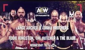 2020-12-09 Lance Archer et Lucha Bros. c. Eddie Kingston et The Butcher & The Blade