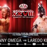 2020-12-12 Kenny Omega c. Laredo Kid