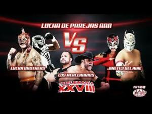 2020-12-12 Lucha Bros. c. Los Mercenarios c. Jinetes del Aire