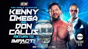 2020-12-15 Kenny Omega Impact