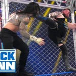 smackdown Reigns vs Owens
