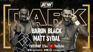 2021-01-05 Baron Black c. Matt Sydal