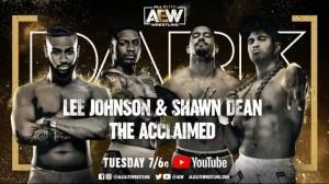 2021-01-05 Lee Johnson et Shawn Dean c. The Acclaimed