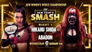 2021-01-06 Hikaru Shida c. Abadon