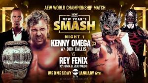 2021-01-06 Kenny Omega c. Rey Fénix