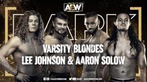 2021-01-12 Varsity Blondes c. Lee Johnson et Aaron Solow
