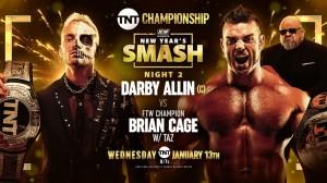 2021-01-13 Darby Allin c. Brian Cage
