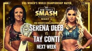 2021-01-13 Serena Deeb c. Tay Conti