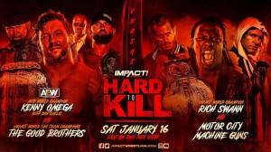2021-01-16 Bullet Club c. Rich Swann et Motor City Machine Guns