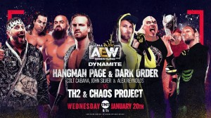 2021-01-20 Adam Page et Dark Order c. TH2 et Chaos Project