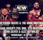 2021-01-27 Young Bucks et Good Brothers c. Dark Order