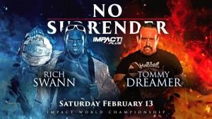 2021-02-13 Rich Swann c. Tommy Dreamer