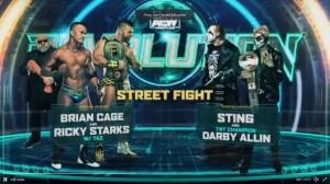 2021-02-27 Team Taz c. Sting et Darby Allin