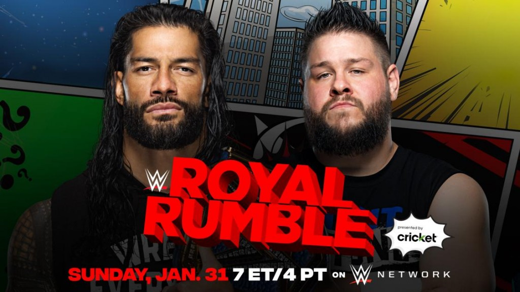 Reigns vs Owens