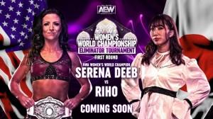 Serena Deeb c. Riho