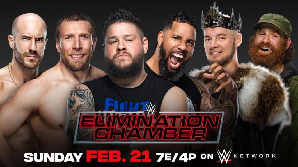 Smackdown Elimination Chamber