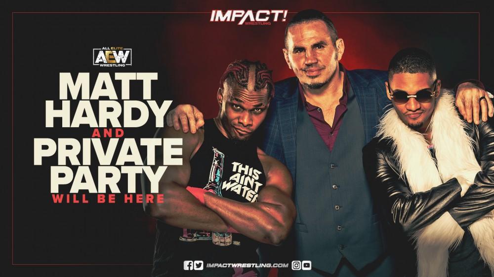 2021-02-02 Matt Hardy et Private Party