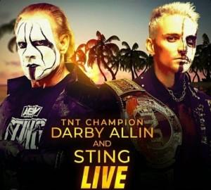 2021-02-03 Sting et Darby Allin